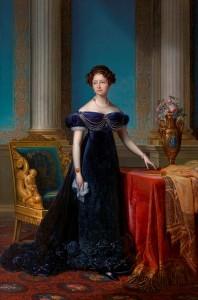 klein-1-staatsieportret-van-anna-paulowna-f-j-kinsoen-1824-collectie-koninklijke-verzamelingen-den-haag