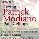 Lezing-Patrick-Modiano